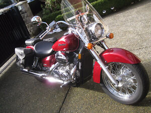 Honda Shadow 750 - 1 owner