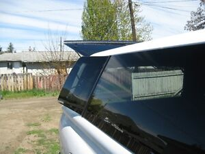 New Canopy Off 2014 Toyota Tacoma Long Box