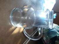 WATER PITCHER AND GLASS--BRAND NEW!!!
