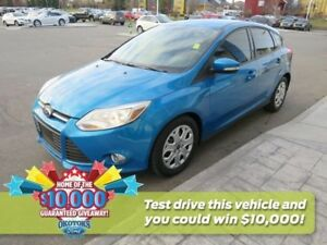 2012 Ford Focus SE Hatchback, Low kms for age