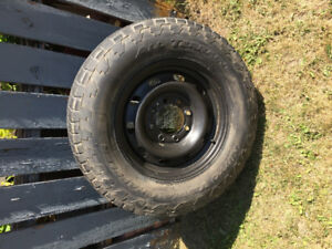NITTO TERRA GRAPPLER TIRE