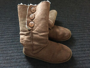 Ladies size 7 firefly boots