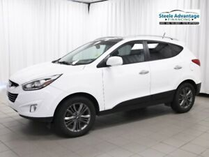 2014 Hyundai Tucson GLS - Sunroof, Alloys, Heated Seats and more