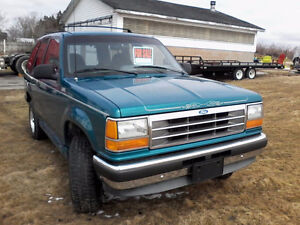 1993 Ford Explorer Other
