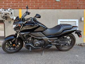 A vendre Honda CTX700N Moto