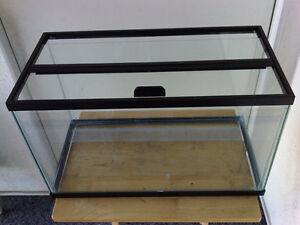 10 gallon tank with glass cover