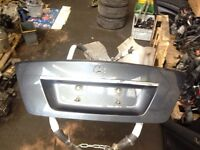 Mercedes Benz w204 saloon boot lid
