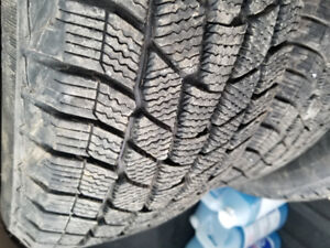 tire hiver 195/65r15 neuf