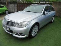 2011 Mercedes-Benz C Class 2.1 C220 CDI BlueEFFICIENCY Elegance Edition 125