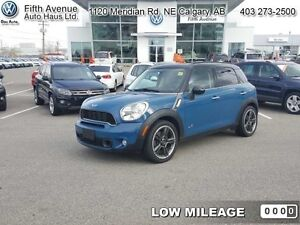 2011 MINI Cooper Hardtop S Countryman   - trade-in -  NO ACCIDEN