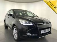 2016 FORD KUGA TITANIUM X TDCI LEATHER INTERIOR STOP/START FORD SERVICE HISTORY