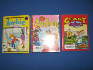 French Archie Comics - Lot of 3