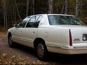 1997 Cadillac Deville - lots of kms but no rust