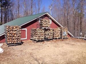 Steel cages for firewood London Ontario image 2