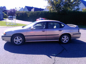 "2003 Chevrolet Impala LS Sedan 3.8L v6 ""AS IS"""