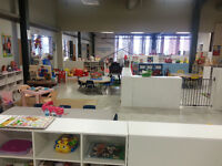 Accredited Daycare Space Avaliable