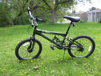 "20"" Ironhorse bicycle"