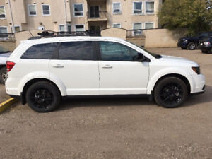 Reduced - 2017 Dodge Journey Blacktop Special Edition