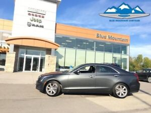 2014 Cadillac ATS 2.0 Turbo  ACCIDENT FREE, LEATHER HEATED, TURB