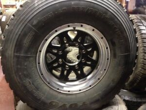 TOYO M55 LT285-75R16 Set Of 4 with RIMS