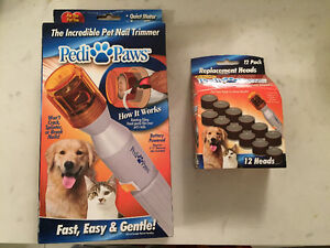PediPaws & Replacement Heads