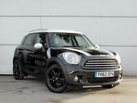 2012 MINI COUNTRYMAN 1.6 Cooper D