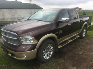2014 Dodge Power Ram 1500 Longhorn Pickup Truck