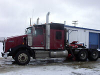 REPOSSESSED BAILIFF AUCTION 2008 KENWORTH T800