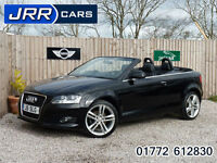 Audi A3 by JRR Cars Ltd, Longton, Preston, Lancashire