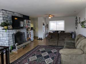 Entire upper house for rent for july 16th - august 16th