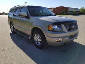2005 Ford Expedition Limited. Safetied