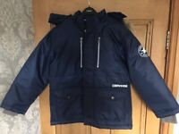 Brand new boys converse coat 8-10 years old