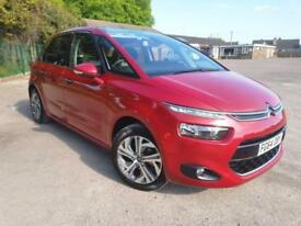 Citroen C4 Picasso 1.6e-HDi Airdream Exclusive+ Diesel Automatic with Navigation