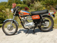 BSA ROCKET 3 MARK II Pre Hurricane 750cc TRIPLE 1971 A75R