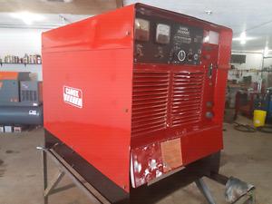 400 Amp Canox CC/CV Welder.