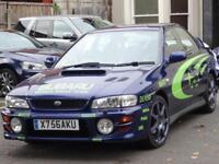 Subaru Impreza 2.0 2000 Turbo 4dr