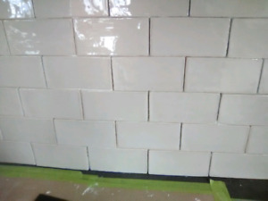 Oxford taupe tile