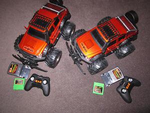 New Bright Remote Control 1to12 Scale 4×4 Rhino-like new, no box