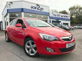 2012 Vauxhall ASTRA SRI Manual Hatchback