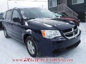 2013 DODGE GRAND CARAVAN SE WAGON SE