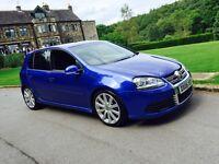 2006 Volkswagen Golf R32, R32, Volkswagen, Golf R, GTI, Edition 30, MK5, DSG, Milltek, Blue,