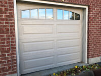 Garage door and window capping ( white only)
