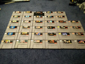 **HUGE SELECTION** SNES Games and Consoles For Sale*************