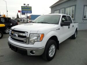 2014 Ford F-150 4WD SuperCrew 100% APPROUVÉ