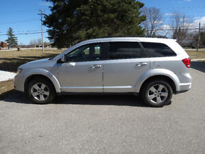 2012 Dodge Journey SXT SUV, Crossover