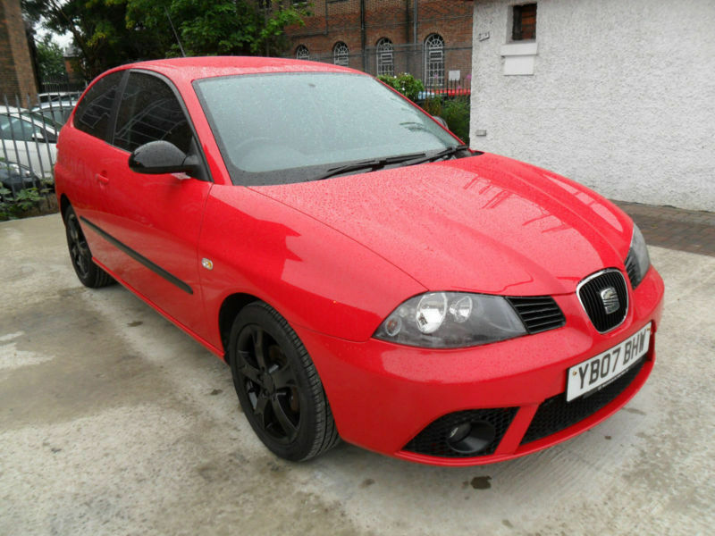 2007 seat ibiza 1 4 16v sport good service history in crossgates west yorkshire gumtree. Black Bedroom Furniture Sets. Home Design Ideas