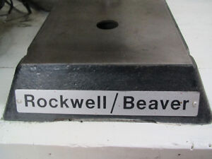 "11"" Rockwell Beaver Drill Press Cambridge Kitchener Area image 3"