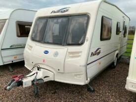 2005 BAILEY PAGEANT SERIES 5 AUVERGNE FIXED BED CENTRAL WASHROOM