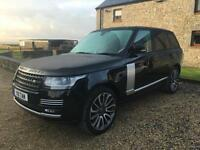 2013 LAND ROVER RANGE ROVER SDV8 VOGUE ESTATE DIESEL