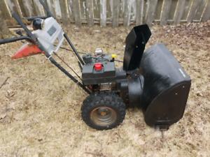 Yard Machines 10.5HP Snowblower